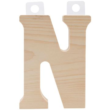 "Picture of Wood Letter 5""X.63""-N"