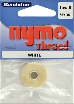 Picture of Nymo Thread .20X72yd-White