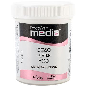 Picture of Media Gesso 4oz-White