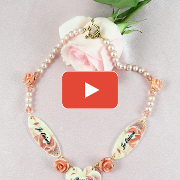 Passion for Love Necklace