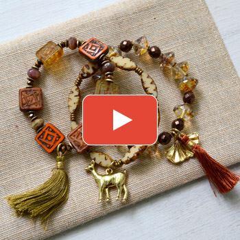 How To Make Easy Bracelets