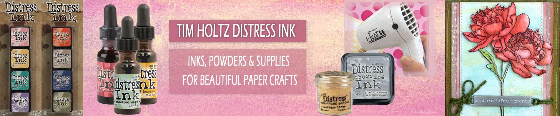 Holtz Distress Ink Banner