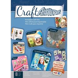 """Picture of Craft Attitude 8.5""""X11"""" Sheets"""
