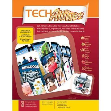 """Picture of Tech Attitude 8.5""""X11"""""""