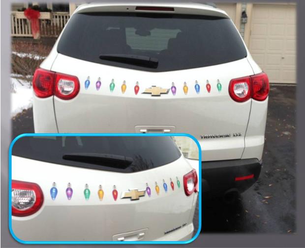 Craft Attitude Custom Car Magnets - Custom car door magnet